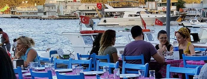 Barba Yani is one of Top 10 Taverns in Istanbul.