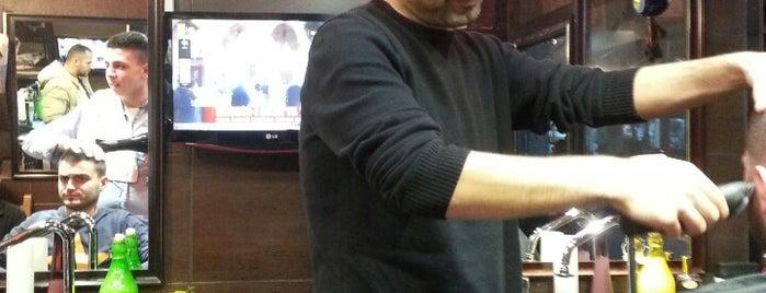 Sinyor Hairdresser is one of Emre : понравившиеся места.