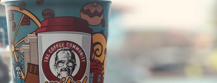Mikel Coffee is one of Yeşilköy ~ Bakırköy~Beylikdüzü~Büyükçekmece.