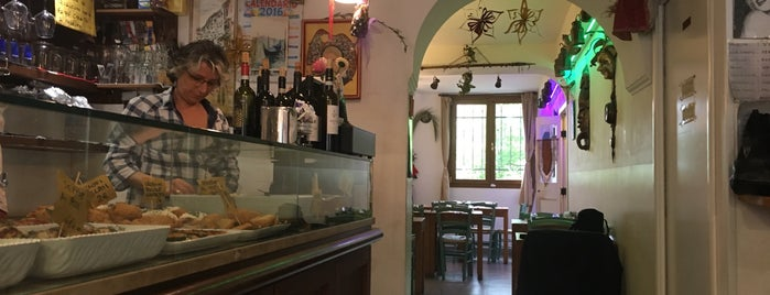 Osteria Ale Do Marie is one of Places Venedig.