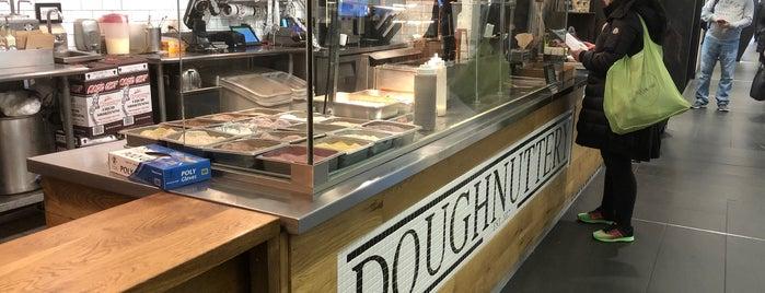 Doughnuttery (TurnStyle) is one of Amanda 님이 좋아한 장소.