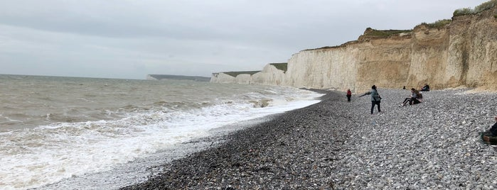 Birling Gap Café is one of Orte, die Emilie gefallen.