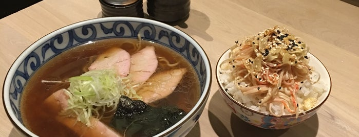 Tomodachi Ramen Bar is one of Colombia.