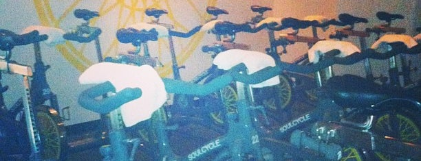 SoulCycle TriBeCa is one of nyc.