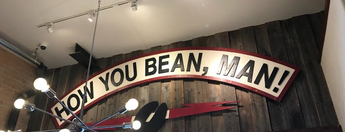 Montana Coffee Traders is one of Glacier to Chicago.