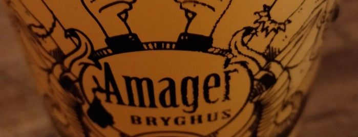 Amager Bryghus Taproom is one of Copenhagen.