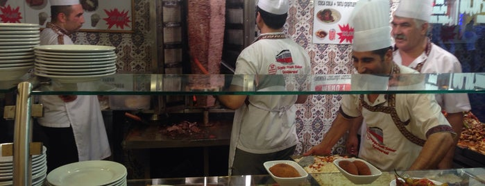 Bereket Halk Döner is one of What to Eat in Turkey.