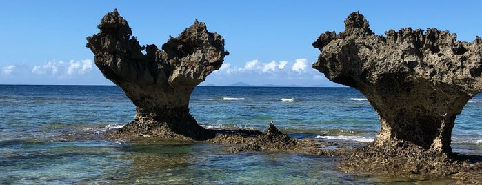 Heart Rock is one of Japan/Okinawa.