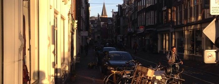Haarlemmerstraat is one of Netherlands.