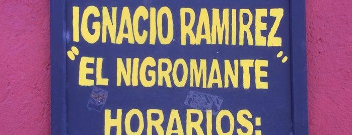"""Biblioteca Pública Ignacio Ramirez """"El Nigromante"""" is one of San Miguel 💙."""