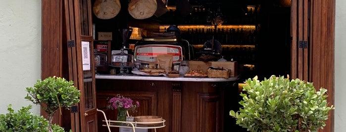 Bottega Sartoria is one of CDMX - Rest.