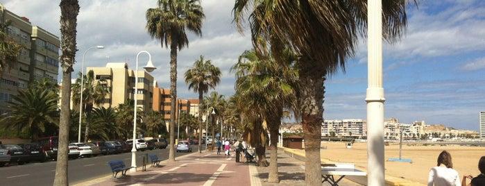 Paseo Marítimo Mir Berlanga is one of Favorite Great Spain.