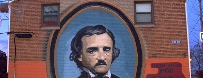 Edgar Allan Poe National Historic Site is one of 100 Things to Do in Philly.