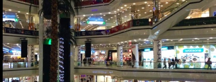 Cevahir is one of My favorites for Malls.
