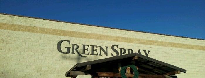 Greenspray is one of Lugares favoritos de Brett.