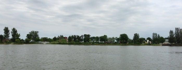 Cassleton Reservoir is one of Fargo, ND Living.