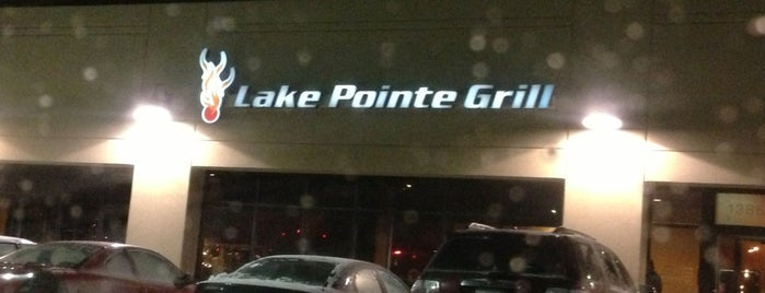 Lake Pointe Grill is one of Customers.