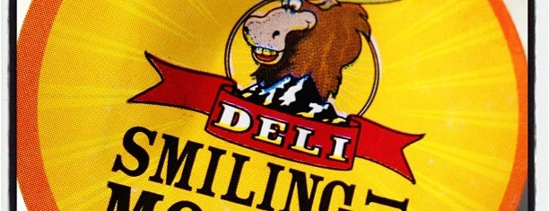 Smiling Moose Rocky Mountain Deli is one of Welcome to the Red River Valley!.
