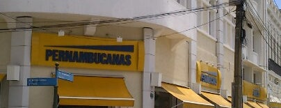 Pernambucanas is one of สถานที่ที่บันทึกไว้ของ Rafaela.