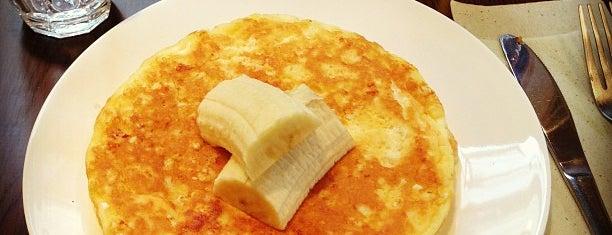 Boulangerie et Cafe Main Mano is one of おいしいパンケーキ&ホットケーキ屋さん.