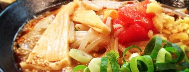 麺屋やっとこ 三田店 is one of 田町ランチスポット.