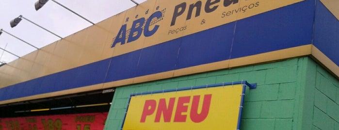 ABC Pneus is one of Locais curtidos por Giuliana.