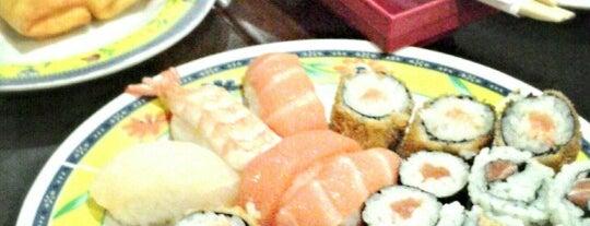 Sushi Tayang is one of Posti salvati di George.