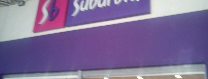 Suburbia is one of Lieux qui ont plu à Rodrigo.