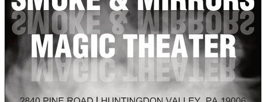 Smoke & Mirrors Magic Theater is one of Fun.