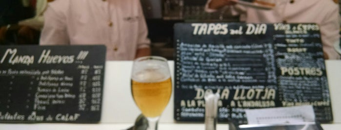 Tapas 24 is one of Almost Locals em Barcelona.