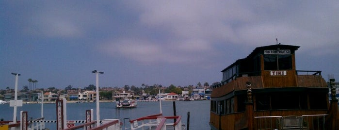 Balboa Island Ferry is one of OC's Best.