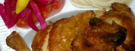 Zankou Chicken is one of Favorites.