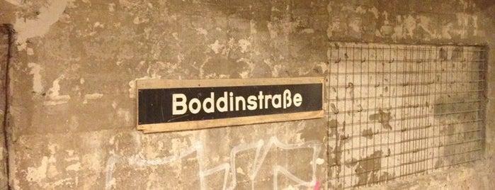 U Boddinstraße is one of U & S Bahnen Berlin by. RayJay.
