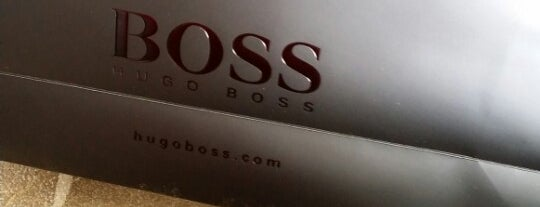 Hugo Boss is one of Palma.