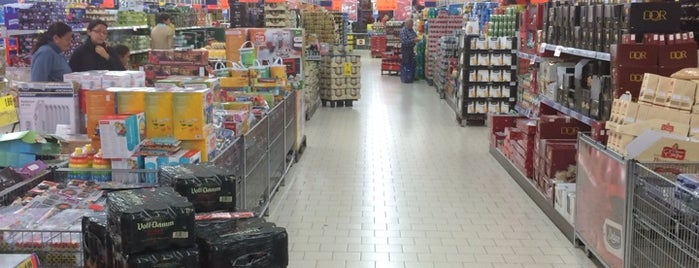 Lidl is one of Gran Canaria.