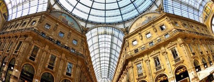 Quadrilatero della Moda is one of Milano2015.