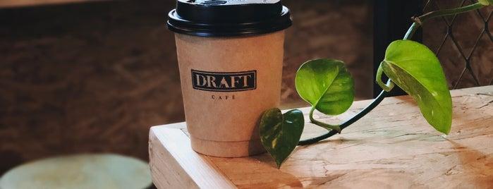 Draft Café is one of Orte, die Rawabi gefallen.