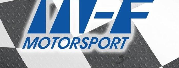 M-F Motorsport műhely is one of Locais curtidos por Zsolt.