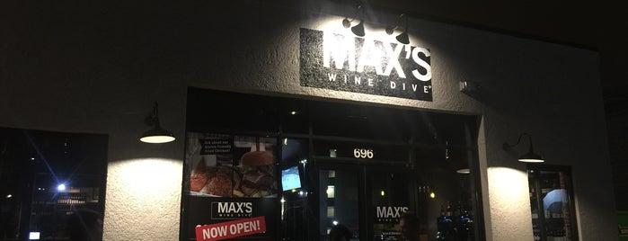 MAX's Wine Dive Denver is one of Denver's Best.