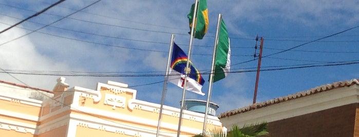 Prefeitura Municipal de Ouricuri is one of Eu estivem aqui.
