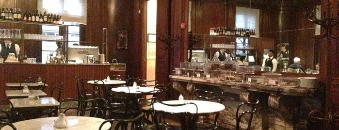 Café Sabarsky is one of New York List.