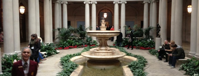 The Frick Collection is one of New York, New York.