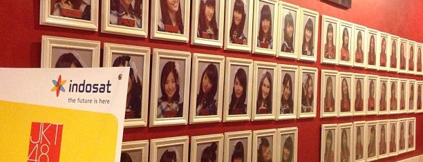 JKT48 Theater is one of RizaL 님이 좋아한 장소.