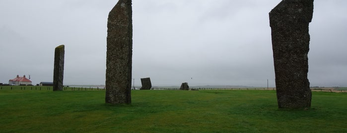 Standing Stones of Stenness is one of Posti che sono piaciuti a Carl.