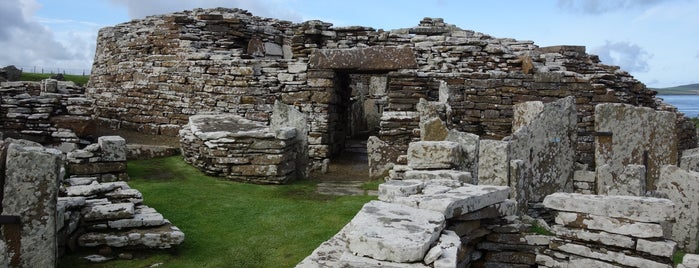 Broch of Gurness is one of Posti che sono piaciuti a Carl.