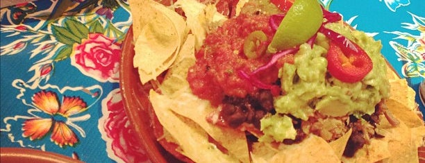 El Camion Mexican Grill is one of Must-visit Food in Soho.
