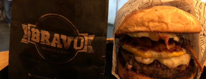 Bravo Burger is one of Restaurantes.