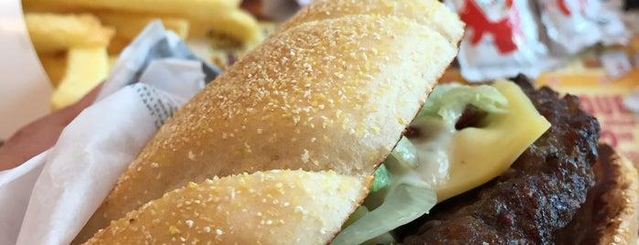 Burger King is one of Orte, die Alberto J S gefallen.