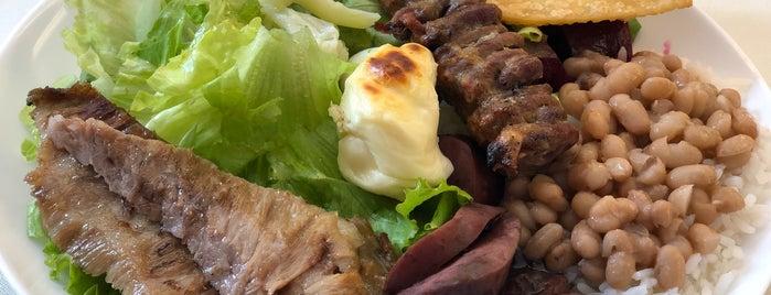 Grillarica Restaurante is one of Lugares favoritos de Alan's.