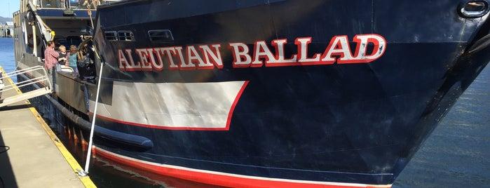 MV Aleutian Ballad is one of Locais curtidos por Erik.